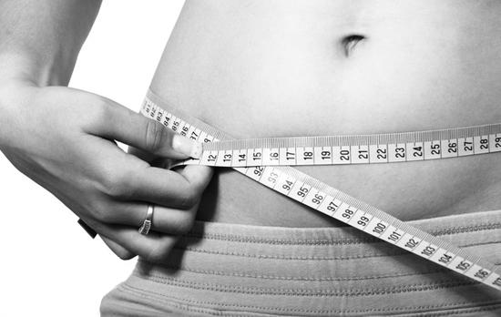 Zdravé a přirozené hubnutí břicha