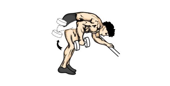 Kick-back-cvičení-doma-posilování-kulturistika