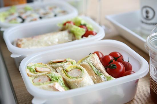 Krabičková dieta. Moderní způsob stravování.