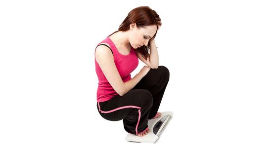 Snažíte se zhubnout? Nevažte se každý den.