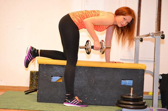 Pauzy mezi cvičeními a sériemi