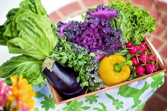 Pozitivní účinky zeleniny na organismus