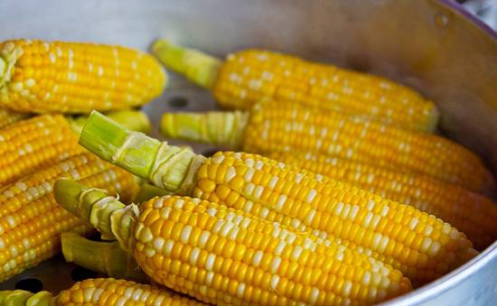 Zdravý jídelníček: Kukuřice