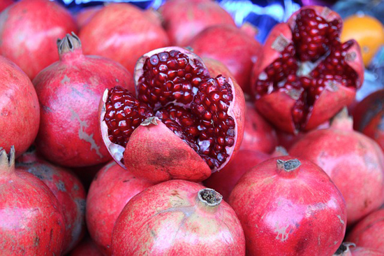 Zdravý jídelníček: Granátové jablko