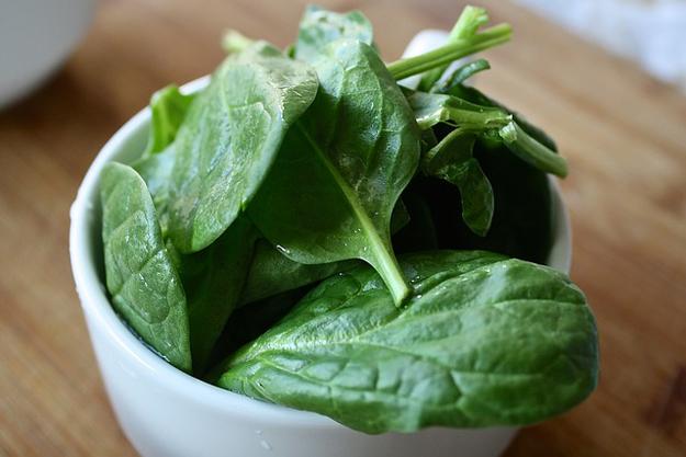 Zdravý jídelníček: Špenát