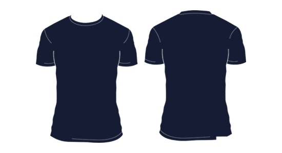 Neokoukaná trička s potiskem pro muže, ženy a také děti