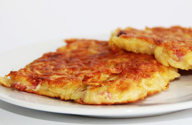Výborné cuketové placky se sýrem