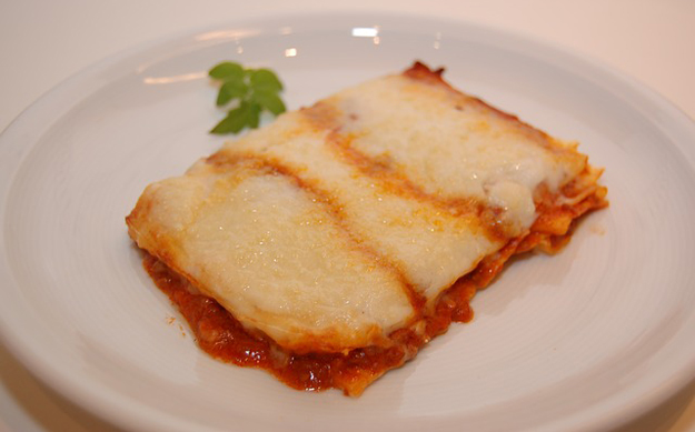 Lasagne po česku