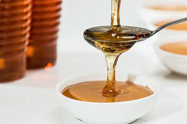 Medový koláček z mikrovlnky