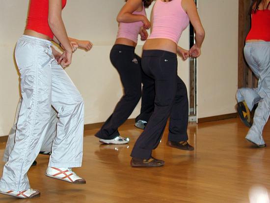 Aerobní a kardio cvičení na doma