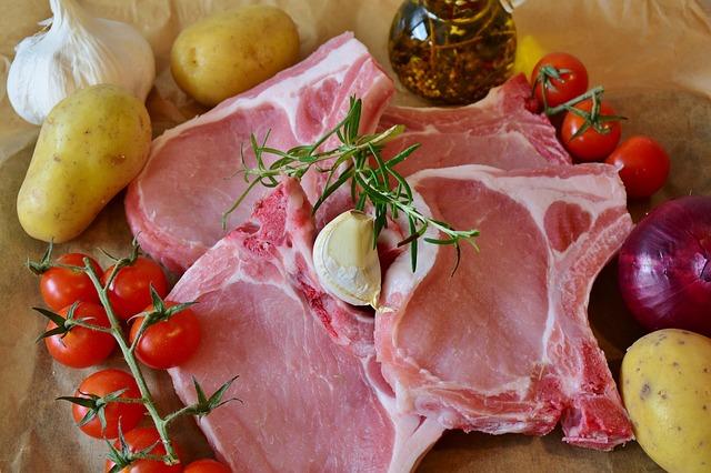 Vepřové maso - použití