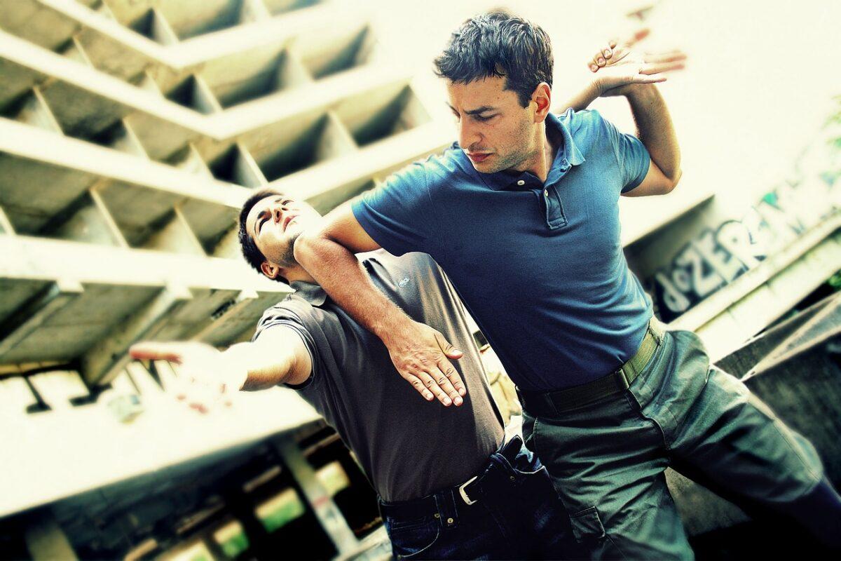 Krav Maga - efektivní izraelská sebeobrana