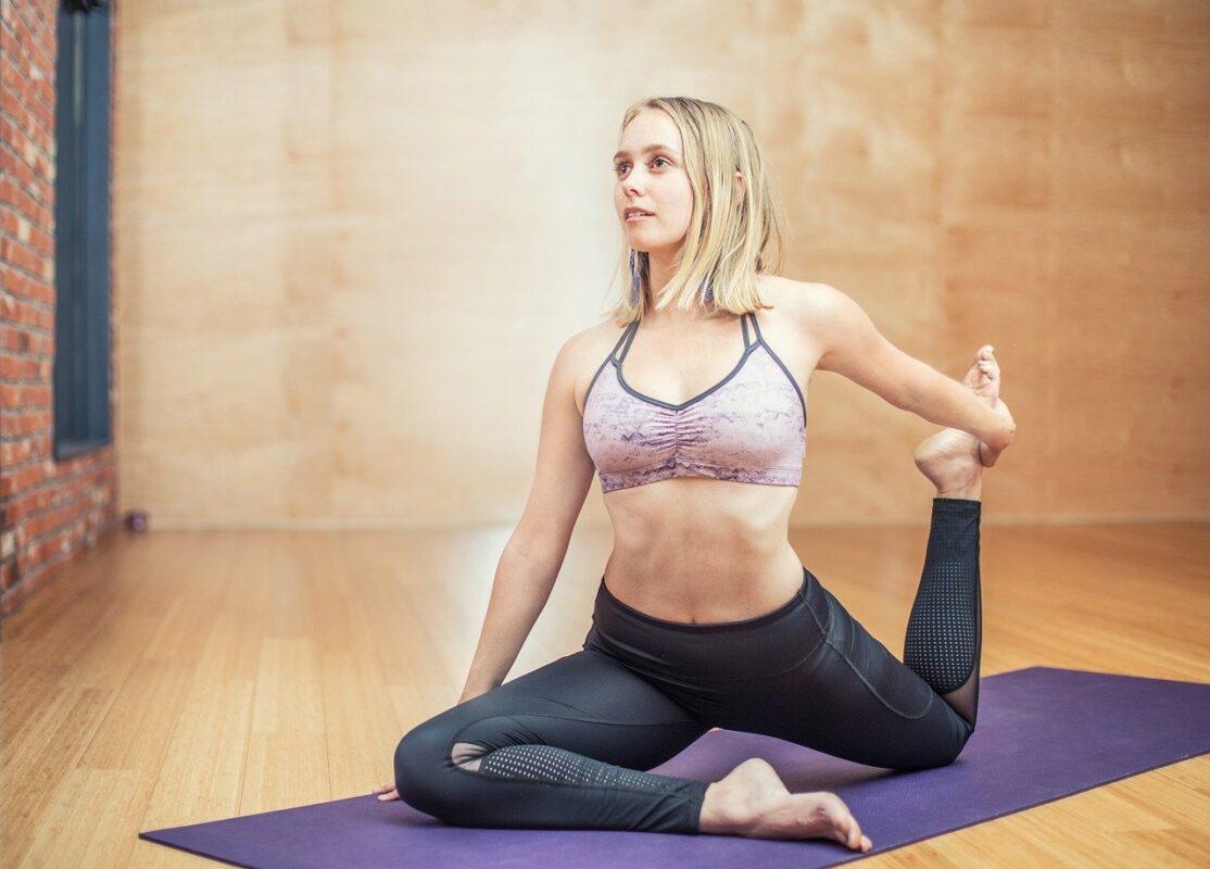 Cvičení doma nejen pro ženy