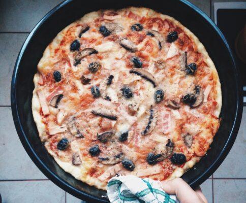 Výborná domácí pizza za pár minut